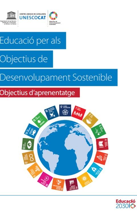 Educació per als Objectius de Desenvolupament Sostenible