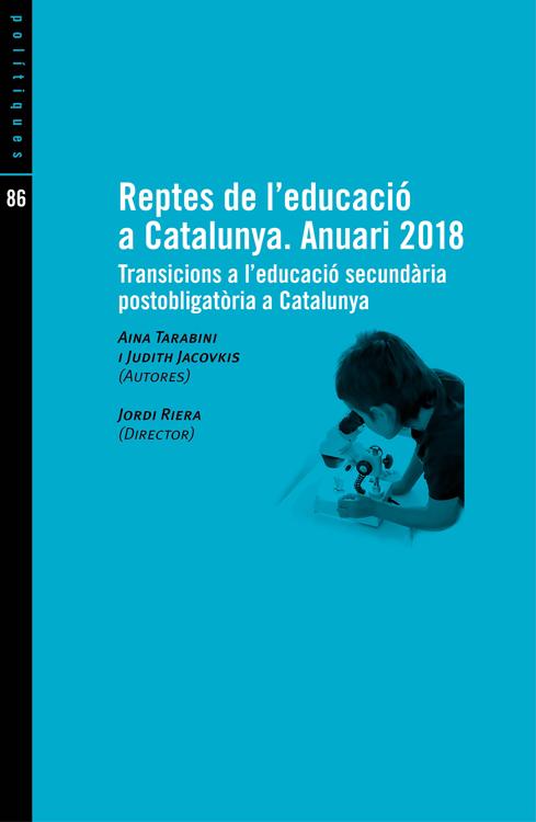 Transicions a l'educació secundària postobligatòria a Catalunya