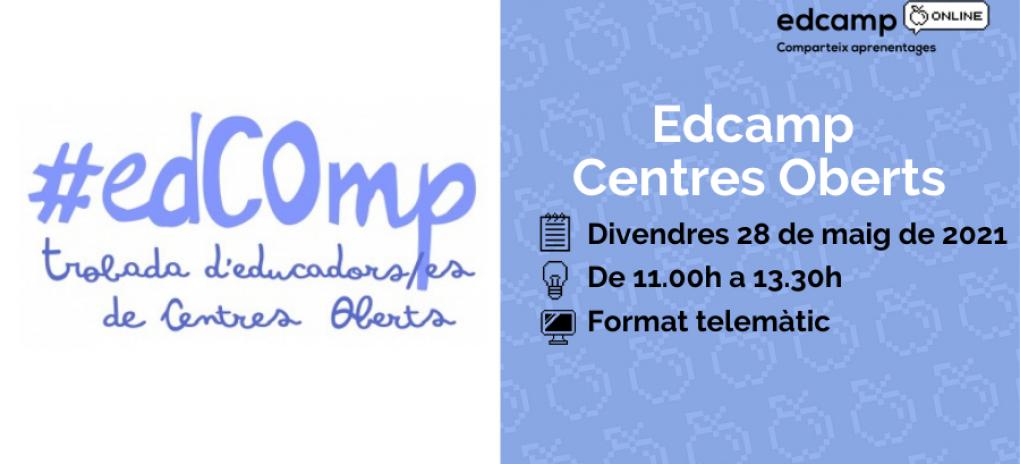 Edcamp Centres Oberts
