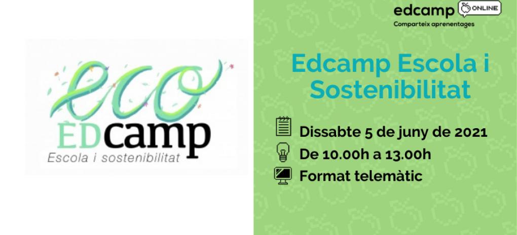 Edcamp Escola i Sostenibilitat