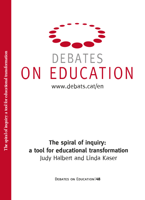 The spiral of inquiry: a tool for educational transformation