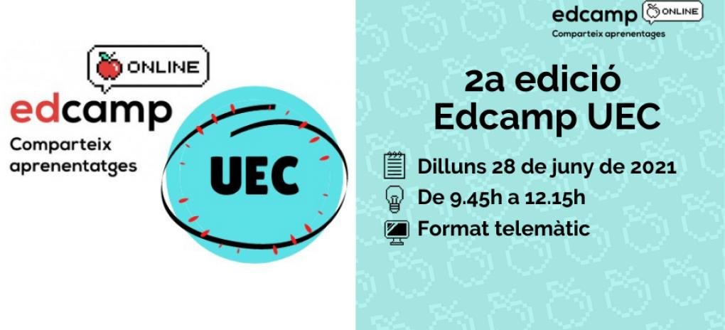 2a edició Edcamp UEC Online