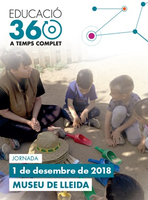 Iniciem l'Educació 360 a les Terres de Lleida. Volem que tu també hi siguis!