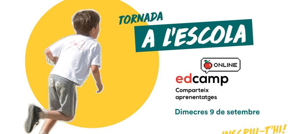 Edcamp: Tornada a l'Escola