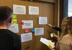 Les xarxes locals d'Escola Nova 21 duen a terme les primeres trobades a tot el territori català