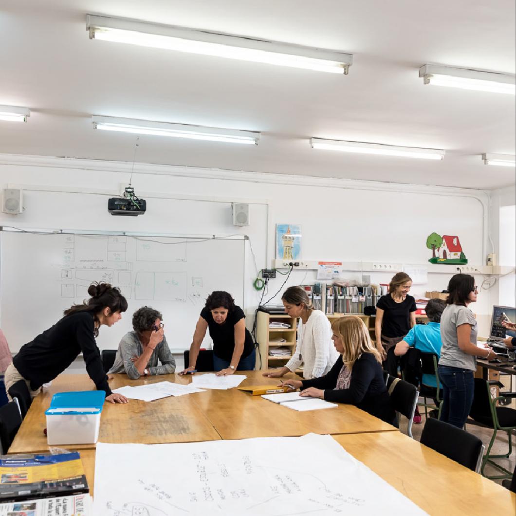El 'Qui és qui' de l'educació a Catalunya pretén ser una xarxa de coneixement, fiable i precisa amb la identificació i descripció dels principals innovadors en educació del país.