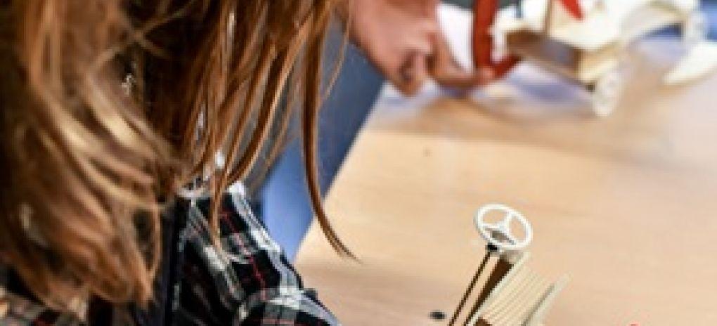 Construir una escola per la generació de nadius digitals