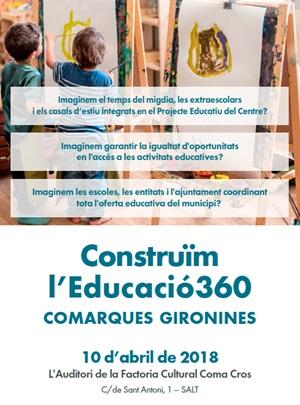 La Xarxa Educació 360 a Girona!