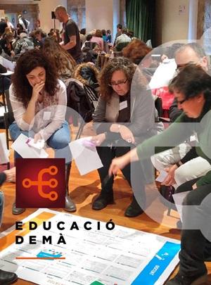 Jornada 'Construïm avui l'educació de demà'