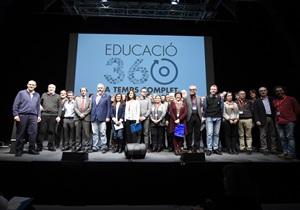 Neix l'aliança EDUCACIÓ360 perquè el model educatiu a Catalunya promogui i integri les oportunitats educatives extraescolars i comunitàries i en garanteixi l'equitat en el seu accés.