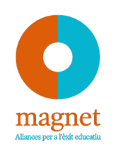 Magnet. Aliances per a l'èxit educatiu