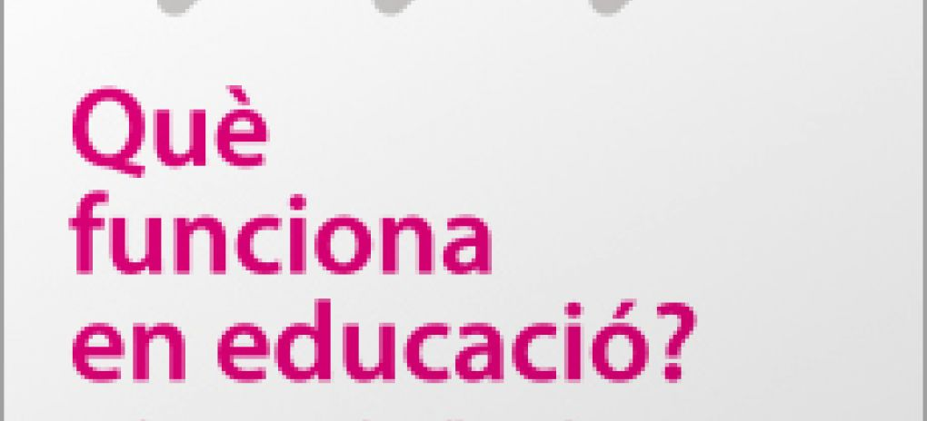 Jornada: Agrupaments a l'aula i tutorització individual