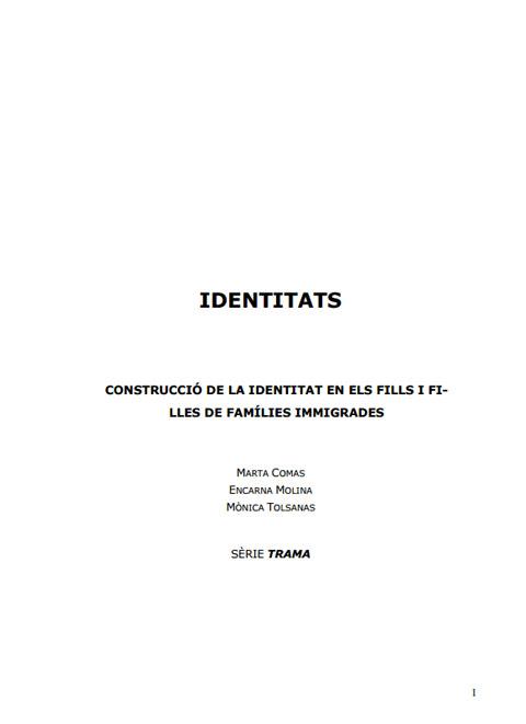 Identitats