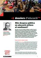 Nota de premsa: Escoles, investigadors i institucions internacionals s'apleguen en un simposi  per impulsar el canvi educatiu
