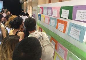 300 docents participen a la jornada magnet