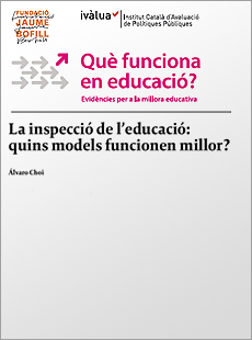 La inspecció de l'educació: quins models funcionen millor?