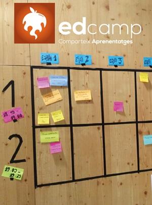 Nous Edcamps! EdcampSummit 2018!