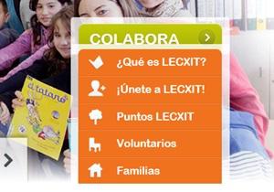 El programa LECXIT, lectura per a l'èxit educatiu, continua creixent fora de Catalunya