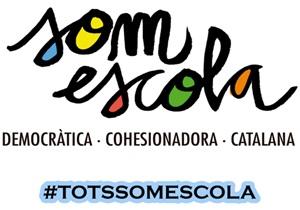 """Envia una postal a la """"teva"""" escola! #TOTSSOMESCOLA"""