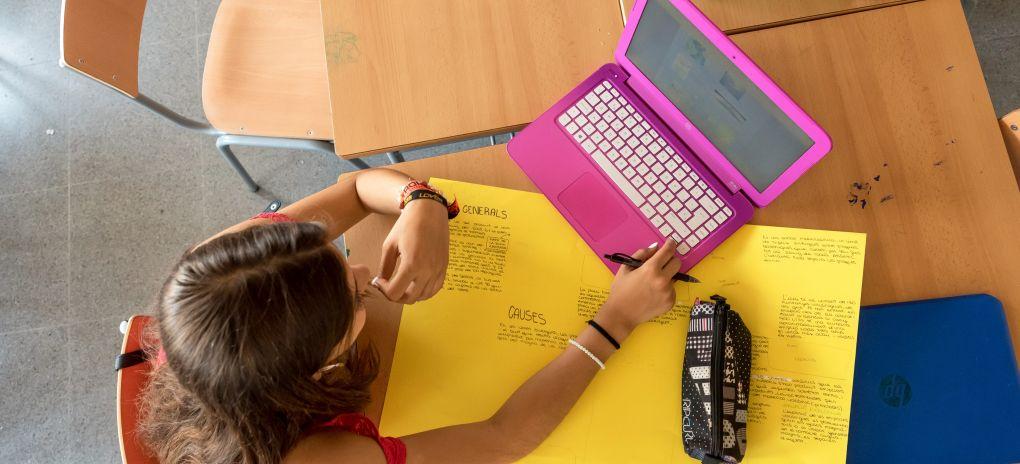 L'educació en digital. Què funciona i en quines condicions?