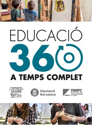 Nota de premsa: Construïm l'Aliança EDUCACIÓ360