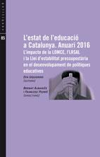 L'impacte de la LOMCE, l'LRSAL i la Llei d'estabilitat pressupostària en el desenvolupament de polítiques educatives