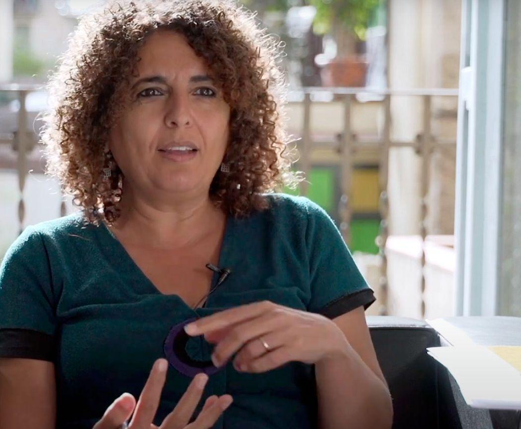 Què recordes de Teresa Roca? Com era?
