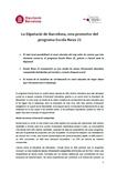 La Diputació de Barcelona, nou promotor del programa Escola Nova 21