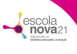 Roda de premsa. Escola Nova 21. La Diputació de Barcelona, nou promotor del programa Escola Nova 21