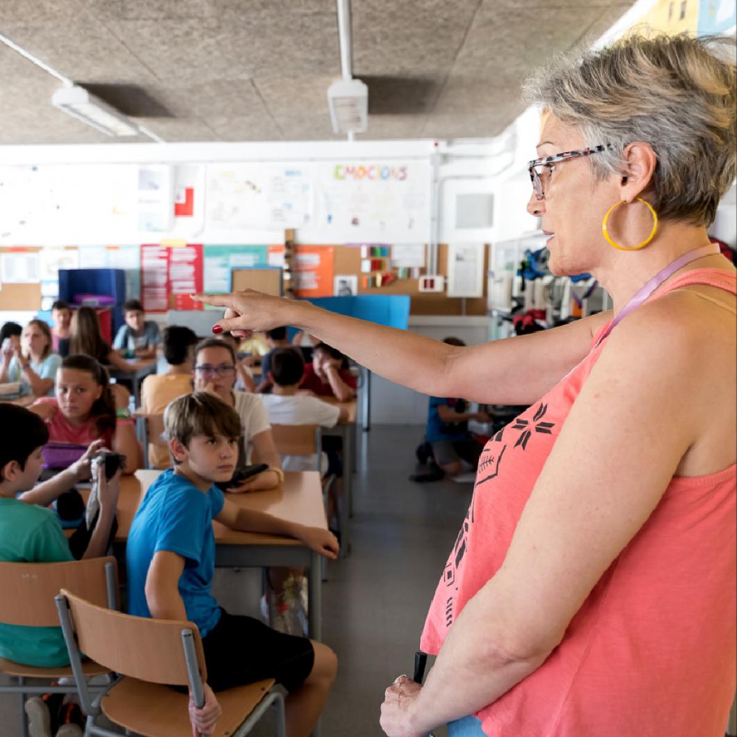 L'estat de l'educació a Catalunya. Anuari 2013 aporta elements per comprendre l'evolució de l'educació al nostre país i les seves principals cruïlles i tendències.