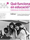 Són efectius els programes d'educació socioemocional com a eina per millorar les competències de l'alumnat?  Queralt Capsada