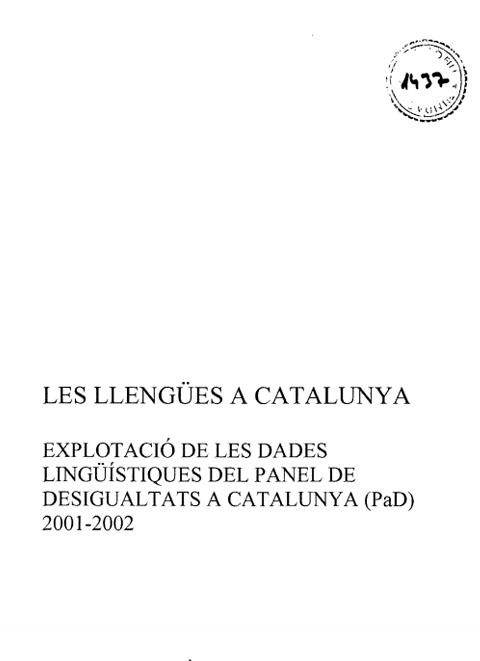 Les llengües a Catalunya