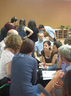 I si redissenyem la reunió amb les famílies?