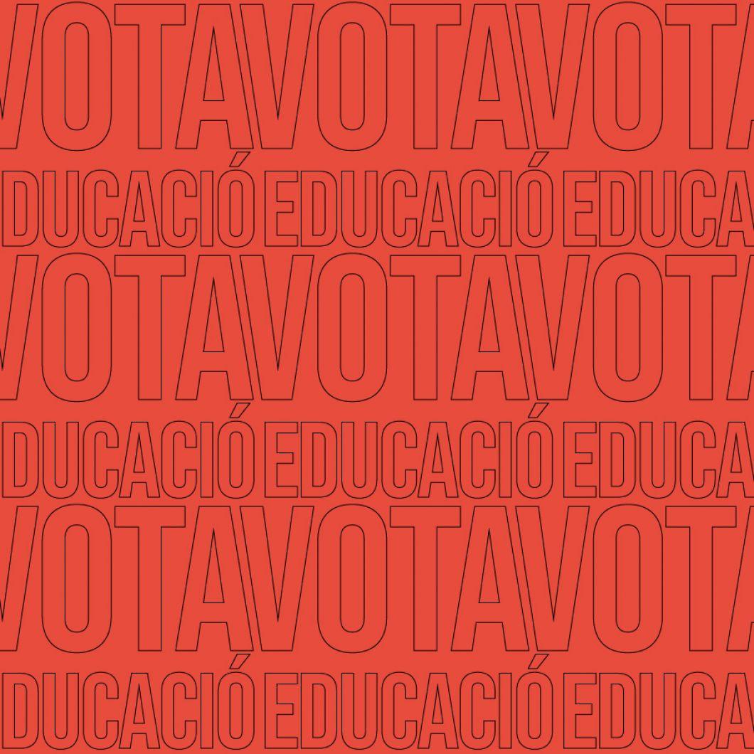 La Fundació Bofill impulsemVota Educació, una iniciativa per posicionar els principals reptes educatius de cara a les eleccions catalanes del 14-F. Perquè volem i creiem que aquestes han de ser les eleccions de l'educació, i que la propera ha de ser la legislatura de l'educació.