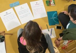 Un laboratori de co-creació marca el final al procés de capacitació i l'inici del treball en els projectes de la Crida Centres Educatius 360
