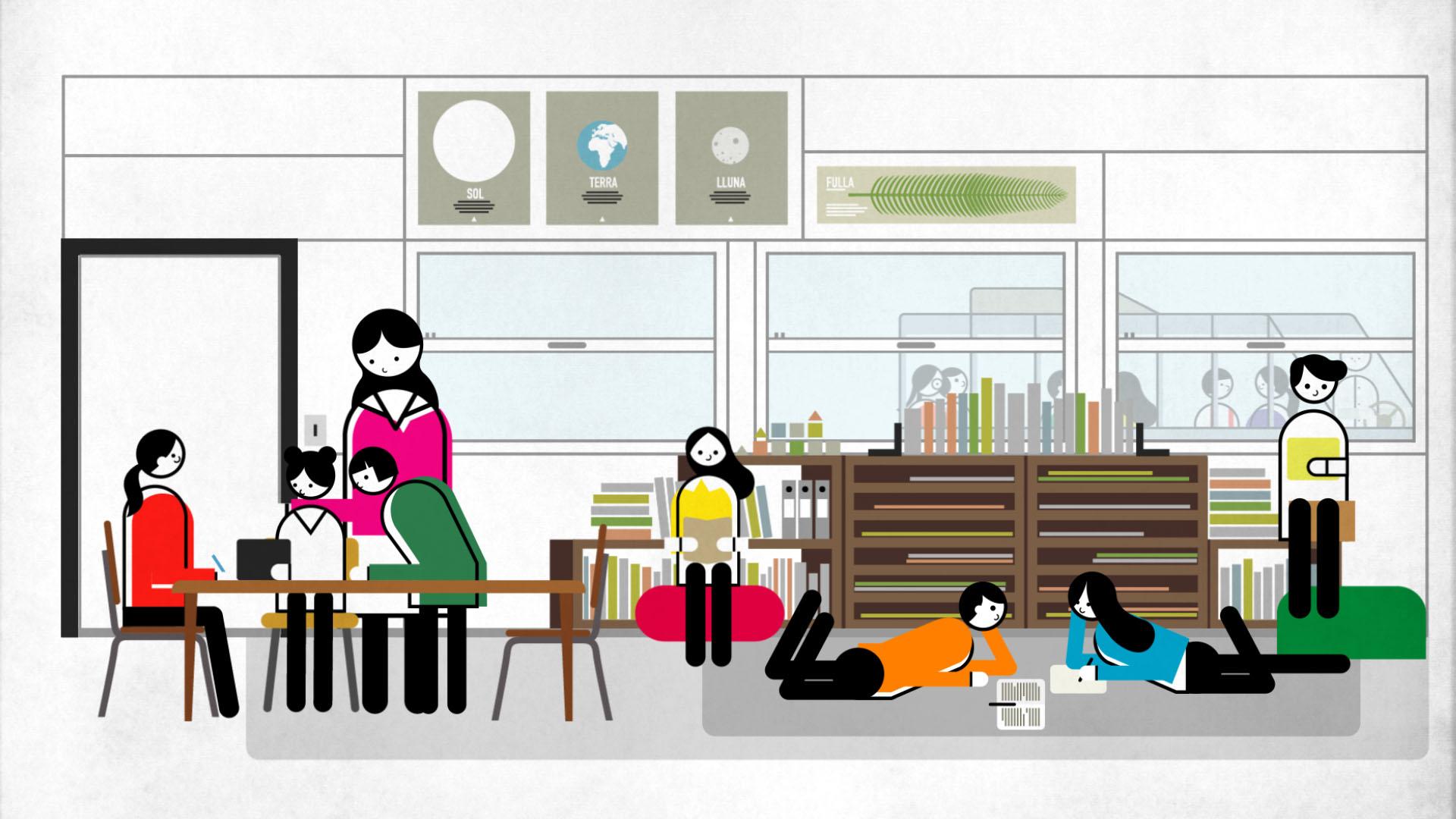 30 centres educatius repensaran els usos de la biblioteca escolar