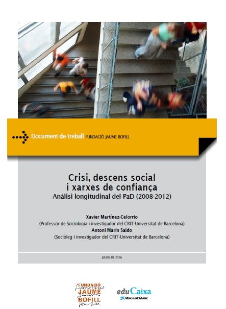 Crisi, descens social i xarxes de confiança