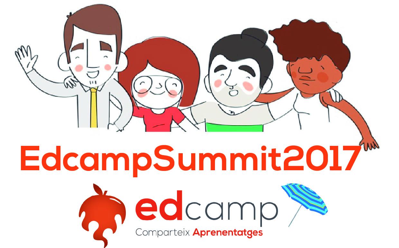 Celebrem l'edcampSummit2017!