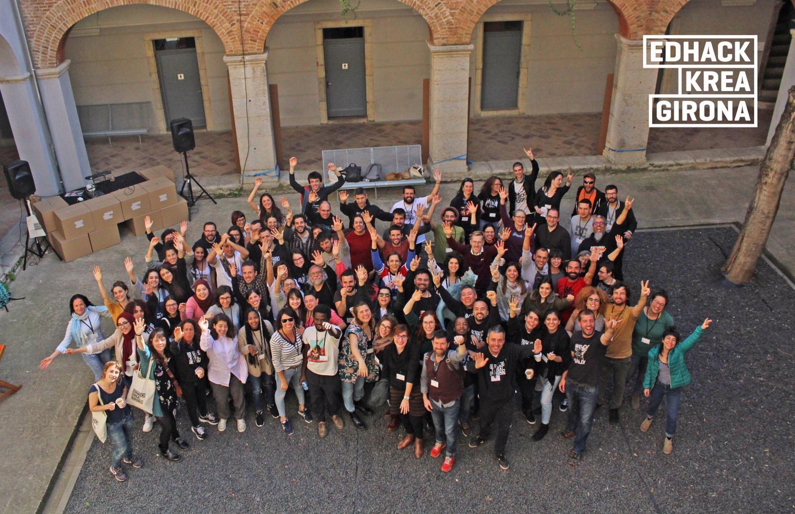 EDhack Girona: t'atreveixes a hackejar la connexió entre educació i cultura?
