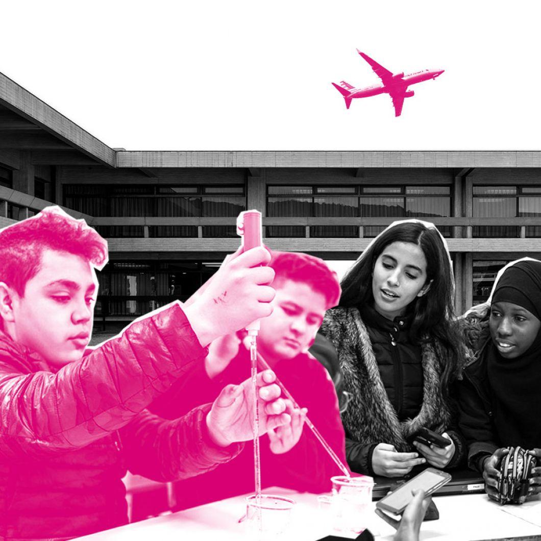 El projecte Què funciona en educació? es proposa revisar les evidències generades per la recerca rigurosa al voltant de les intervencions i polítiques que milloren els aprentatges a fi d'informar el disseny de les polítiques educatives.