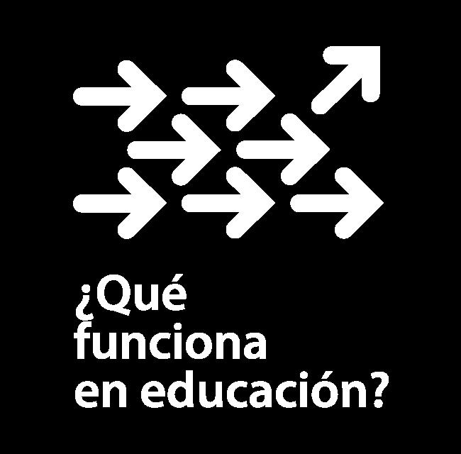 El proyecto ¿Qué funciona en educación? se propone revisar las evidencias generadas por la investigación rigurosa alrededor de las intervenciones y políticas que mejoran los aprendizajes, con el fin de informar el diseño de las políticas educativas.