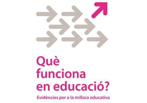 """Jornada """"El com, el què i el per a què de l'avaluació de l'alumnat: evidències i propostes"""""""