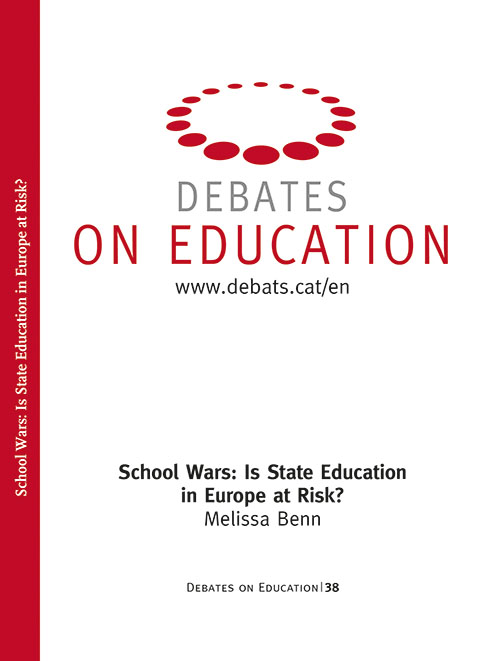 <strong>Melissa Benn</strong>: School Wars: Is State Education in Europe at Risk?