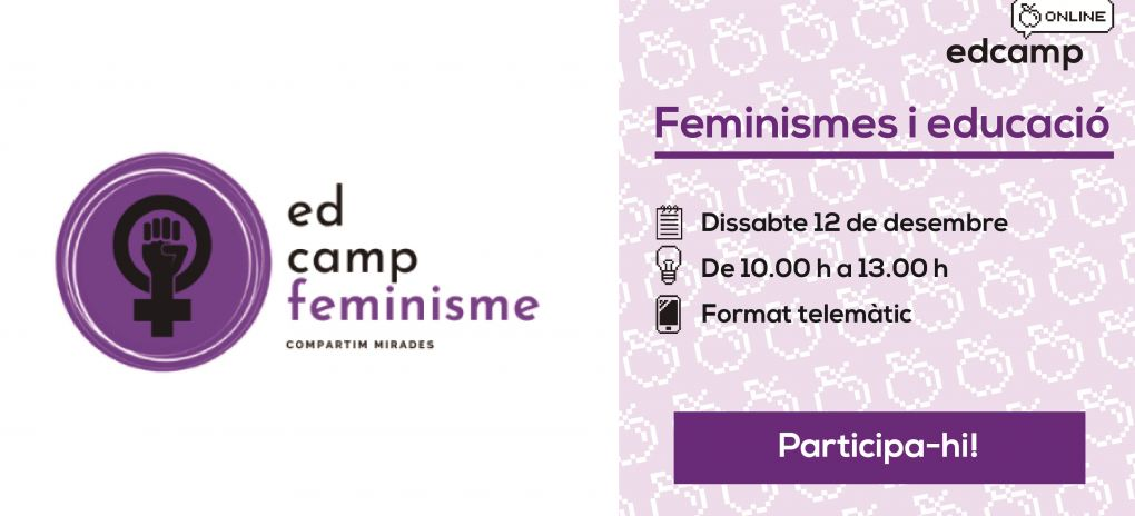 Edcamp Feminismes i Educació
