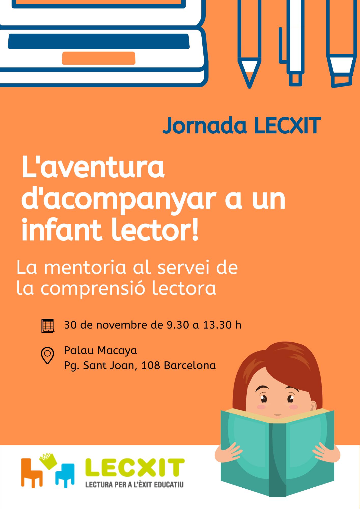 L'aventura d'acompanyar a un infant lector!