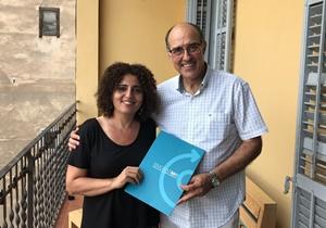 Fathia Benhammou, nova directora de l'Aliança Educació 360