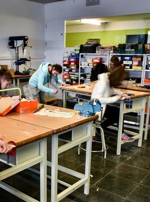 Edulab: El disseny de les aules ho pot canviar tot?
