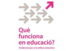 Escoles d'Evidència, la recerca per a la millora educativa