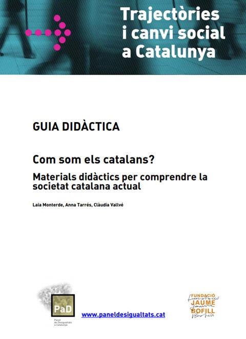 Guia didàctica: Com som els catalans?