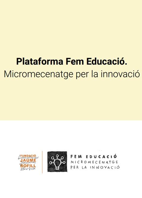 Plataforma Fem Educació